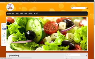 Built a WordPress website for a Cafe