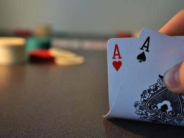 Poker- luck or skill?