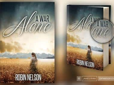 Book Cover for - A War Alone