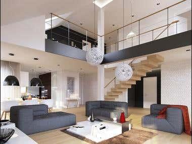 Interior Design/Graphic Design