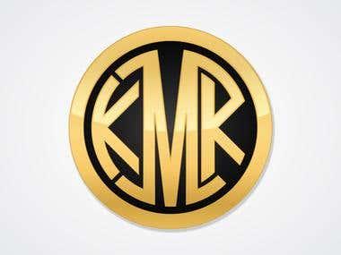 KMR monorgram.