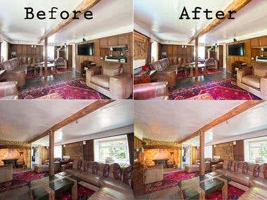 Color correction- image enhancement