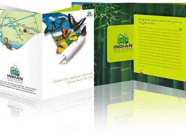 Brochure Desigining