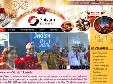 Shivam Events