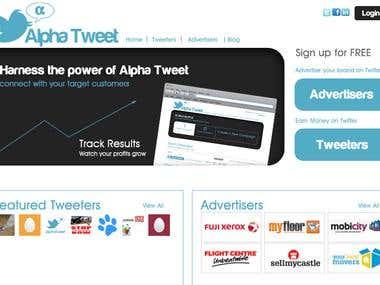 AlphaTweet.com