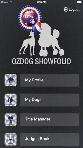 iPhone/iPad  :   OZDOG SHOWFOLIO