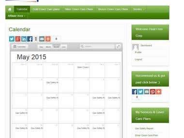 heatfirm site event calendar