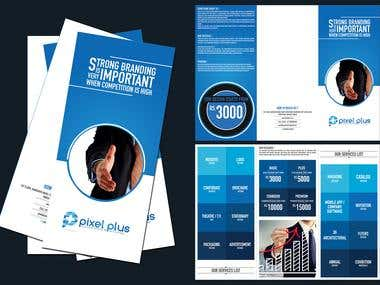 Brochure Design 5
