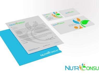 Logo desing  for NutriConsult