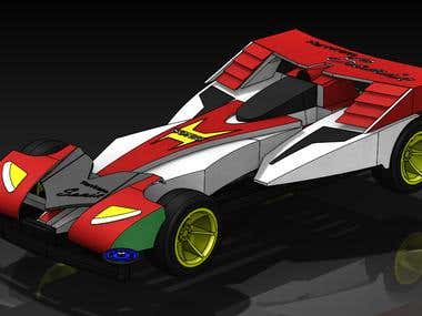 Toy Design Using SolidWorks