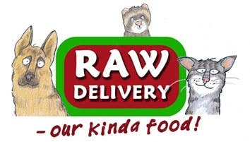 logo for petfood company