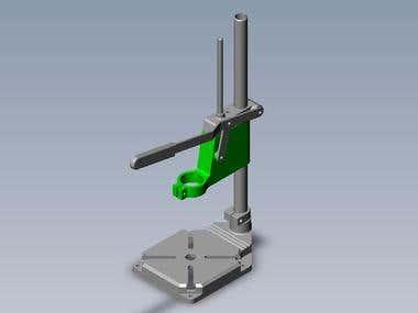 3D modeling, Solidworks