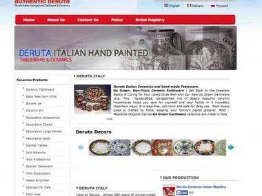 Deruta Italy