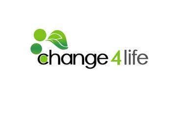 Change 4 Life-Logo