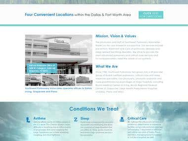 Southwest Pulmonary Website