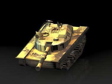 Tank, After war