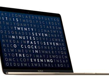 Phrase Clock for Mac