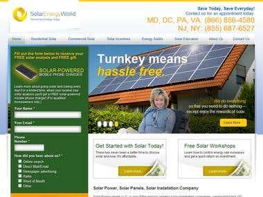 solareworld (Wordpress)
