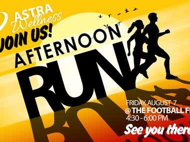 Afternoon Run