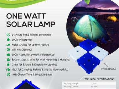 Flyer - LED Lighting STARLIGHT