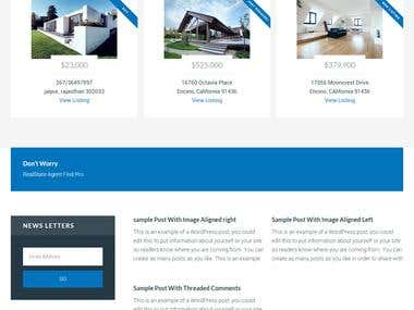 Sortino Residential: Buy, Rent and Sell