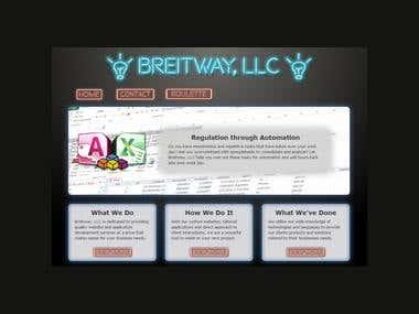 Breitway, LLC Website