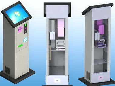 paying kiosk