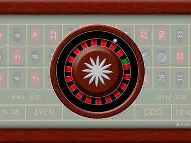 Roulette Website