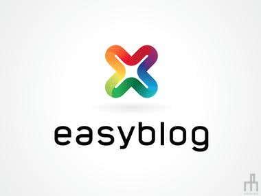 Easyblog Logo