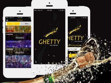 Getty App