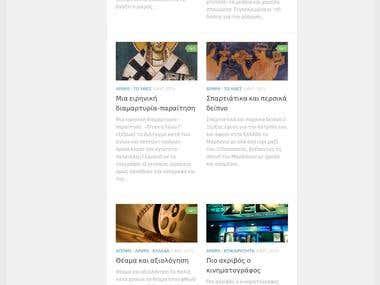 Nectos news