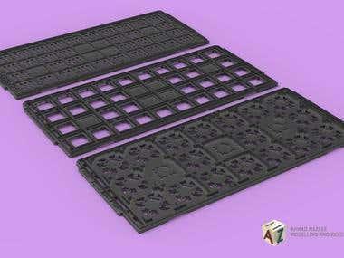 JEDEC Tray
