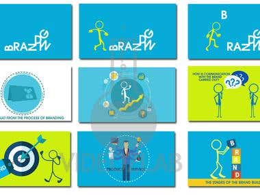 Branding(Motion Graphic Animation)