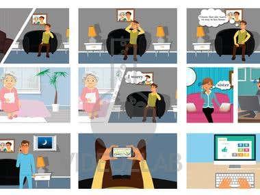 Product Video (Cartoon Explainer)
