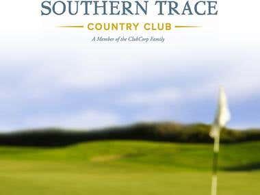 Golf App Mockup