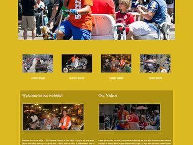 Cab Website