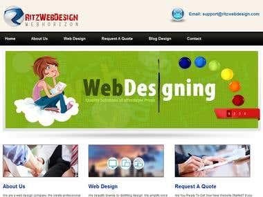 Ritz Web Design