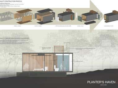 Planter\'s Haven Chalet Modules