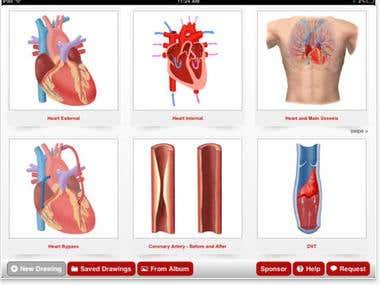 Cardio Sketch