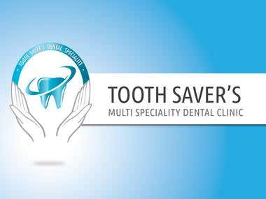 Tooth Savers Dental Specialty Logo