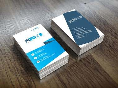 Fizon Logo & Card