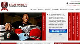 Teammoberi website