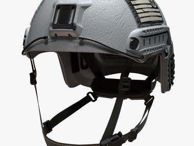 Tactical Combat Helmet