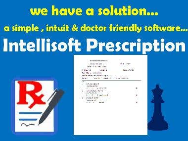 Intellisoft Prescription, Prescription Made Easy