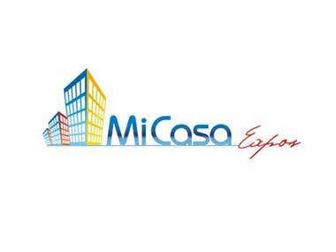 logo from Micasa Expos