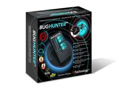 paking design from BUGHUNTER
