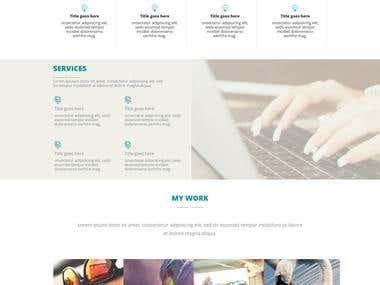 Folio Website