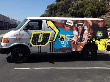 Utopia Van Design