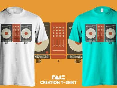 Creation T-Shirt  2