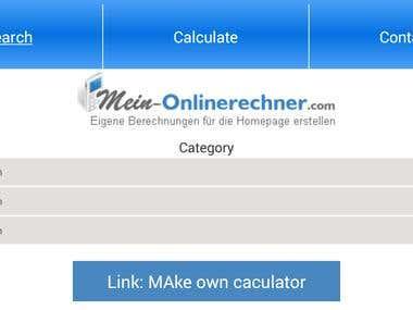 Rechnor App
